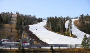 Abierta Ruka, la primera estación de esquí sin glaciar del hemisferio norte