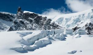 Zermatt y Saas-Fee son las estaciones de esquí que resisten mejor al cambio climático