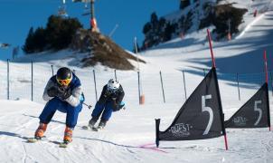 Llega a Sierra Nevada la competición más divertida, el Salomon Quest Challenge