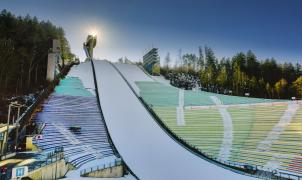 La Covid marca los primeros saltos de esquí del Torneo de los Cuatro Trampolines