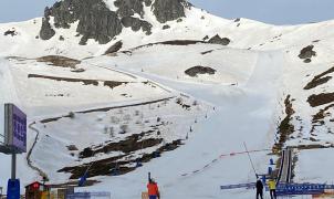Primer balance de la Semana Santa en las estaciones de esquí
