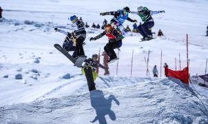 Sierra Nevada organizará una prueba de la Copa del Mundo de SBX en 2020