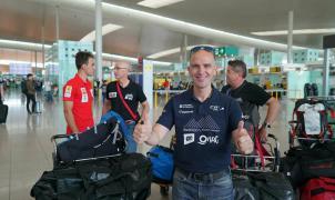 El alpinista Sergi Mingote parte a su nuevo reto: 6 ascensiones de más de 8.000 metros en un año