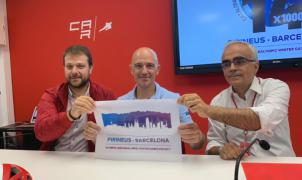 Sergi Mingote, primer embajador de la candidatura olímpica Pirineus Barcelona 2030