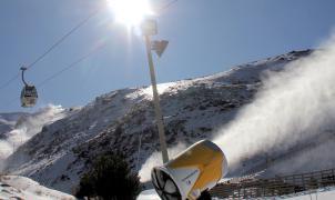 Sierra Nevada comienza los preparativos para la nueva temporada de esquí