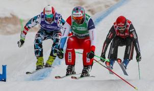 Suecia se adjudica unas accidentadas finales de skicross