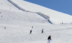 Sierra Nevada llega a los 45 km esquiables en Navidades y hasta 100 cm