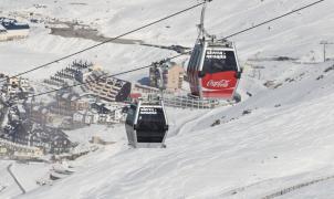 Sierra Nevada limitará la ocupación en los telecabinas para mayor seguridad de los usuarios