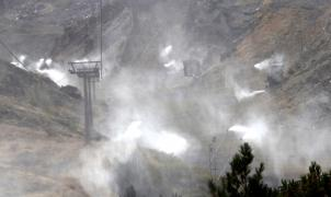 Sierra Nevada pone en marcha los nuevos cañones de nieve
