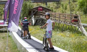 Sierra Nevada sigue su crecimiento al superar los 46.000 visitantes este verano
