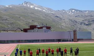 Los deportistas RFEDI arrancan la pretemporada 2020-21 en el CAR de Sierra Nevada