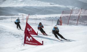 Sierra Nevada acoge los Campeonatos de España Movistar de Snowboardcross, Skicross y Freeski