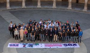 La Copa del Mundo SBX se presenta en la Alhambra