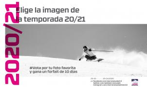 """""""Elige la imagen de la Temporada"""", se trata de la campaña que ha iniciado Sierra Nevada"""
