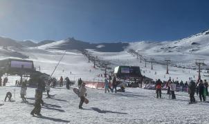 A la espera del BOJA que debe confirmar si los esquiadores andaluces podrán ir a Sierra Nevada