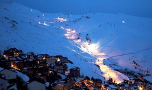 Diputación de Almería y Sierra Nevada promocionarán la práctica de esquí en los municipios