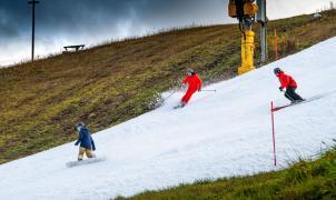 Comienza la temporada de esquí en Finlandia, Austria y Suiza
