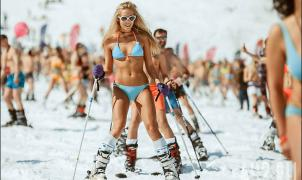 Sheregesh, la estación rusa de los célebres Bikini Ski Fest se convertirá en un nuevo Resort de lujo
