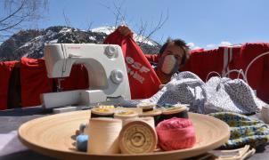 El mundo del esquí y la montaña se moviliza e innova para contrarrestar el COVID-19