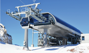¿Sabes que en el mundo se puede esquiar hasta en 100 países?
