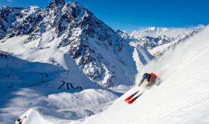 Portillo empezará la temporada de esquí el 23 de junio con más de un metro y medio de nieve fresca