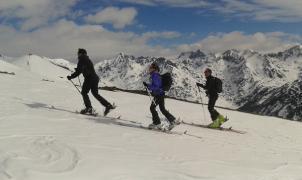 La Federación Andorrana de Montañismo cree que la legislación sobre el 'randonnée' es suficiente