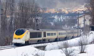 Malestar popular porque Eurostar ha cancelado el tren del esquí a los Alpes