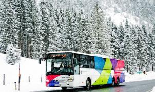 El Procicat autorizará a los autocares viajar con diferentes grupos burbuja