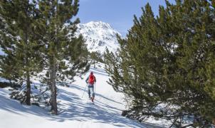 Andorra multará a los esquiadores de montaña que vayan por las pistas sin forfait