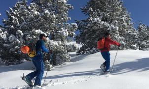El centro de esquí de montaña de Viella más cerca, 240 km de itinerarios de esquí de travesía
