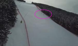 A pesar del confinamiento, algunos skimos siguen haciendo de las suyas por las pistas