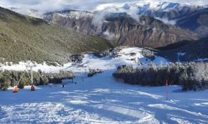 Las estaciones de esquí de Ski Pallars agotan los forfaits disponibles hasta el 4 de enero