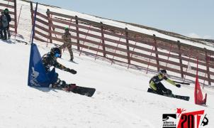 Finales de Slalom Paralelo de snowboard, la prueba reina de hoy en Sierra Nevada 2017