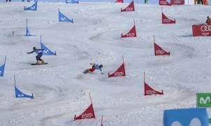 Austria domina el slalom paralelo de Sierra Nevada 2017 con sendos oros
