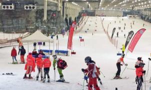 Madrid SnowZone crece espectacularmente en número de esquiadores durante este invierno
