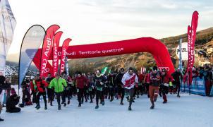 Jacob Gutiérrez gana la Snow Running de Sierra Nevada y se proclama campeón de España