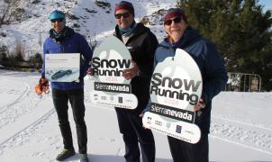 Llega la novena edición del Snow Runing de Sierra Nevada con récord de participación