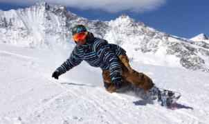 El snowboard, el deporte que tiene beneficios para la salud física y mental