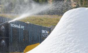 TechnoAlpin renueva su Snowfactory: generación de nieve a cualquier temperatura