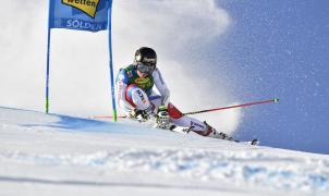 El glaciar austriaco de Sölden estrena la Copa del Mundo de Esquí 2018-19 este fin de semana