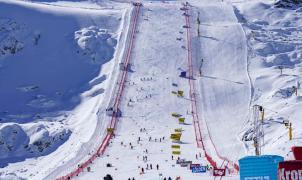 La Copa del Mundo de esquí comienza en Sölden con espectadores 23 y 24 de octubre