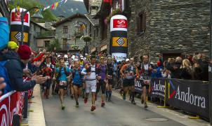 Arranca la décima edición de la Andorra Ultra Trail Vallnord