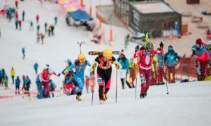 Marianne Fatton e Iwan Arnold consiguen la victoria en esta primera jornada de la Sprint Race
