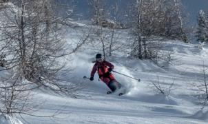 Esquís Stöckli serie EDGE: free-touring exclusivo