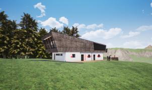 La casa de salida de la mítica pista Streif en Kitzbühel será remodelada