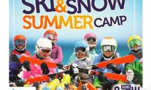 Llega la Nieve del verano en los Summer Camps de Madrid SnowZone