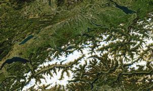 """Suiza está """"perdiendo"""" la nieve a marchas forzadas"""