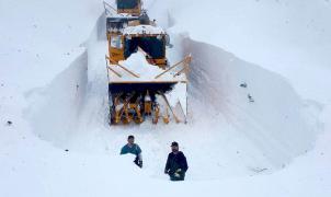 Algunas de las nevadas más copiosas jamás registradas en el mundo