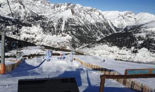 Gran apertura de los snowparks de Andorra