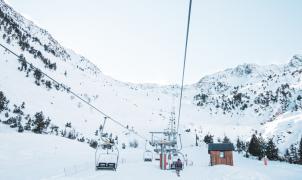 Tavascan encara la recta final de la temporada de esquí con optimismo